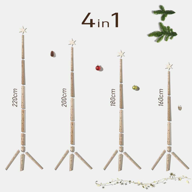 keinachtsbaum Ständer für Schnittgrün Tannengrün zum selber bauen