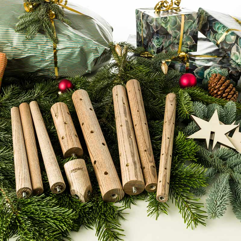 nachhaltiger Weihnachtsbaum Ersatz